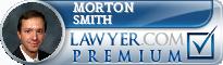 Morton W. Smith  Lawyer Badge