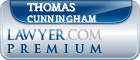 Thomas W. Cunningham  Lawyer Badge