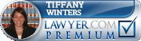 Tiffany R. Winters  Lawyer Badge