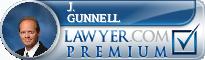 J. Brent Gunnell  Lawyer Badge