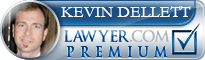 Kevin E. Dellett  Lawyer Badge