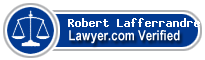Robert Lafferrandre  Lawyer Badge