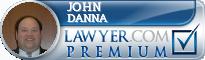 John J Danna  Lawyer Badge