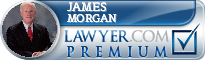 James F. Morgan  Lawyer Badge