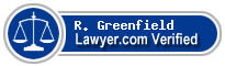 R. Kevin Greenfield  Lawyer Badge