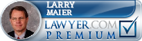 Larry B. Maier  Lawyer Badge