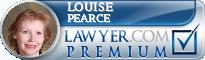 Louise F. Pearce  Lawyer Badge