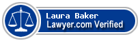 Laura M. Baker  Lawyer Badge
