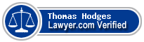 Thomas T. Hodges  Lawyer Badge
