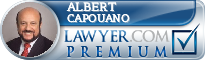 Albert D. Capouano  Lawyer Badge