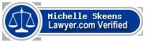 Michelle Baldwin Skeens  Lawyer Badge