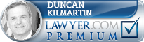 Duncan Frey Kilmartin  Lawyer Badge