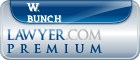 W. Thomas Bunch  Lawyer Badge