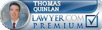 Thomas P. Quinlan  Lawyer Badge
