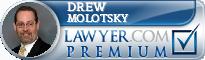 Drew A. Molotsky  Lawyer Badge