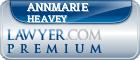 AnnMarie Heavey  Lawyer Badge
