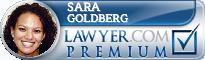 Sara C. Goldberg  Lawyer Badge