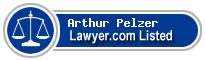 Arthur Pelzer Lawyer Badge