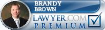 Brandy L. Brown  Lawyer Badge