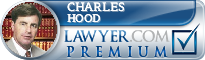 Charles David Hood  Lawyer Badge