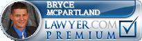 Bryce Patrick McPartland  Lawyer Badge