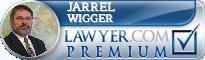 Jarrel L. Wigger  Lawyer Badge