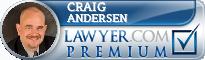 Craig Stephen Andersen  Lawyer Badge