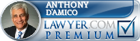 Anthony J. D'Amico  Lawyer Badge