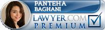 Panteha Baghani  Lawyer Badge