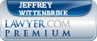 Jeffrey S. Wittenbrink  Lawyer Badge