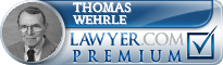 Thomas W. Wehrle  Lawyer Badge