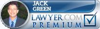 Jack L. Green  Lawyer Badge