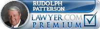 Rudolph N. Patterson  Lawyer Badge