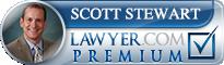 Scott David Stewart  Lawyer Badge