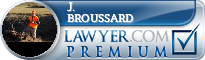 J. Steven Broussard  Lawyer Badge