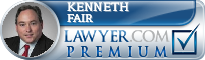 Kenneth J. Fair  Lawyer Badge