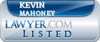 Kevin Mahoney Lawyer Badge