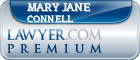 Mary Jane Connell  Lawyer Badge