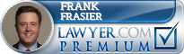 Frank W Frasier  Lawyer Badge