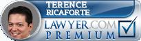Terence J. Ricaforte  Lawyer Badge
