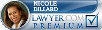 Nicole C. Dillard  Lawyer Badge