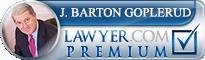 J. Barton Goplerud  Lawyer Badge