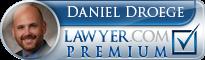 Daniel Droege  Lawyer Badge