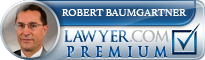 Robert B Baumgartner  Lawyer Badge