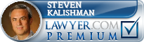 Steven J. Kalishman  Lawyer Badge