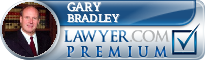 Gary R. Bradley  Lawyer Badge