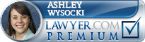 Ashley Wysocki  Lawyer Badge