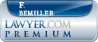 F. Loyal Bemiller  Lawyer Badge