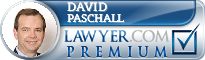 David L. Paschall  Lawyer Badge