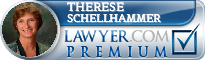 Therese A. Schellhammer  Lawyer Badge